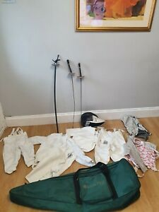Leon Paul Fencing Starter Kit. RRP £445