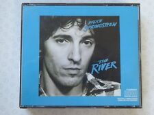 Bruce Springsteen - The River - Fat Box Double CD CDCBS 88510 inc Lyric Booklet