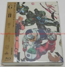 New Gundam Reconguista in G the Movie II Bellri's Fierce Blu-ray Booklet Japan