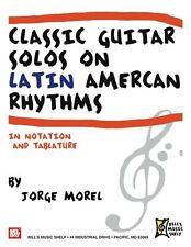 Classic Guitar Solos En América Latina Ritmos