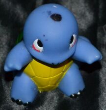 "3"" Squirtle # 007 Pokemon Squeaky Toys Action Figures Figurines Vintage & Rare"