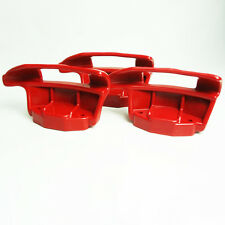3 x HUNTER Tire Changer RED Nylon Mount Demount Duck head TC3315 TC3500 TC3700