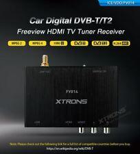 XTRONS FV014 Car Digital DVB-T DVB-T2 Freeview HDMI TV Tuner Receiver DIGITALE T