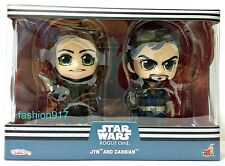 Hot Toys Star Wars Rogue One jyn & cassian Bobble-Head cosbaby