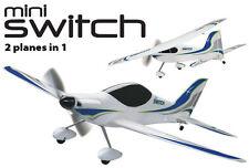 BRAND NEW MINI SWITCH 2-in-1 SPORT EP ELECTRIC RTF READY TO FLY FLZA3320 NIB !!