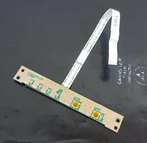 Einschalter Power Button LED Board DAGC9FYB8C1 aus Notebook Lenovo Thinkpad L420