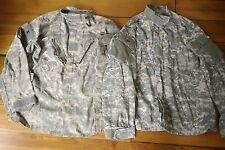 Pair US Military USAF Aircrew Combat Coat ARAMID Long Sleeve Field Jacket M-Reg