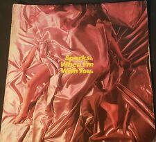 Sparks 'When I'm With You' Single 1980. Original Copy.