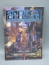 Trinity America Offline RPG Roleplaying Game Sourcebook White Wolf  New WW9003