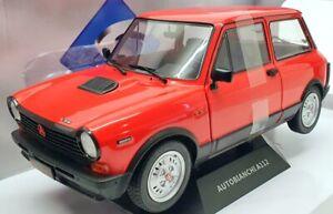 Solido 1/18 Scale Model Car S1803802 - 1980 Autobianchi A112 Abarth Mk5