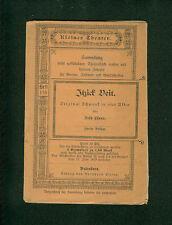 Itzick Veit Schwank von Fritz Claus ( Martin Jaeger ) Pfalz 1890 Volkstheater