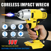 Electric Power Tool Drill Cordless Impact Wrench LiIon Rechargeable Driver  F