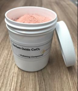 Gemstones... Cerium Oxide polishing powder 45 gram High Optical Grade for Glass
