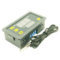 DC 12V 20A LCD Digital Thermostat Temperature Controller Meter Regulator W3230NT
