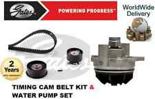 FOR RENAULT MASTER 2.2 2.5 DCi 16v T33 1997->  TIMING CAM BELT KIT & WATER PUMP