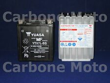 BATTERIA YUASA YTX7L-BS DERBI GP1 50 '05>'07