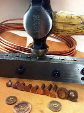 Copper  Rivet  Making Tool