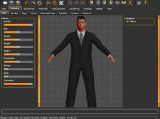 MakeHuman (Professional 3D Human/Humanoid Creation Software) for Windows and Mac