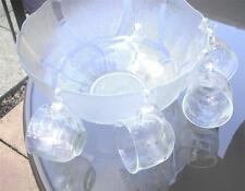 France 1950s/ 1960s/ 1970s Crystal & Cut Glass Decanters