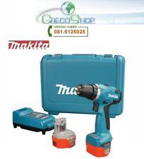 Trapano avvitatore a batteria c/percussione 12V c/batt riserva Makita - 8271DWPE