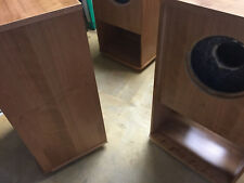 "New: GRF Folded Horn Custom Cabinets for Tannoy 12"" & 15"" Gold,Silver,Red,HPD"
