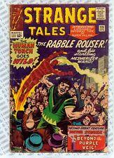 Strange Tales #119 (1964) Good Plus (2.5) ~ Rabble Rouser 1st App. ~ Marvel