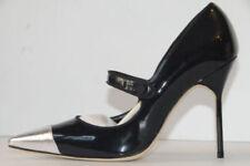 Zapatos de tacón de mujer Manolo Blahnik color principal azul