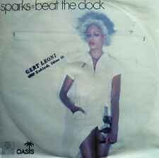 """7"""" 1979 GLAM KULT ! SPARKS : Beat The Clock /MINT-?"""
