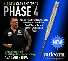 Gary Anderson Phase 4 World Champion Purist Barrels Only By Unicorn