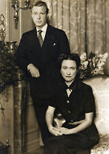 5x7 Photo Duke and Duchess of Windsor  About 1934