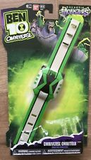 Ben 10 Omniverse Omnitrix Galactic Monsters Touch Wrist Watch Brand New Sealed