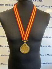More details for craig gardner birmingham city football club medal season 2010-2011 rare