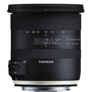 Tamron SP 10-24 f3.5-4.5 II VC DI HLD - Canon