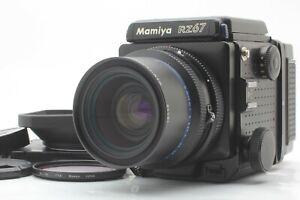 LOOK!! Mamiya RZ67 Pro Sekor Z 65mm f4 W  Lens 120 Film Back from Japan