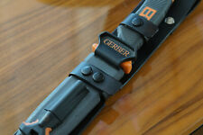 Gerber Bear Grylls Ultimate Survival Knife (custom sheath)