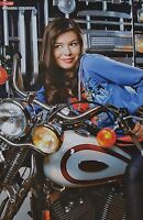 MIRANDA COSGROVE - A3 Poster (ca. 42 x 28 cm) - ICarly Clippings Fan Sammlung