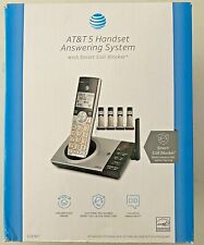 AT&T CL82507 5 Handset Answering System with Smart Call Blocker