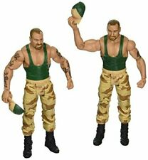 Wwe Bushwhackers (Luke and Butch) Wrestling Action Figures New Sealed