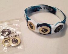 Wrist Skins Golf Ball Marker Bracelet,Penn State Lions, Magnetic, Size XL & M