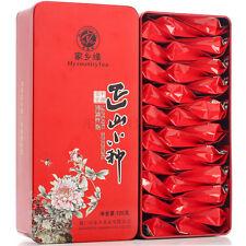 Lapsang Souchong Black Tea Cake Chinese Wuyi Black Tea 25pcs 125g