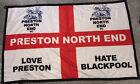 Preston North End Flag
