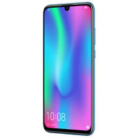 "New Huawei Honor 10 Lite Sky Blue 6.21"" 64GB Dual Sim 4G LTE Android 9 Sim Free"