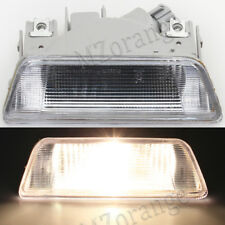 White Right For Nissan X-Trail T31 2008-13 Rear Bumper Fog Lamp Brake Reflector