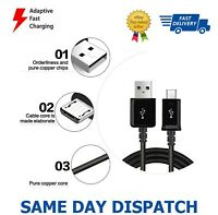 Micro USB 2.0 Cable Data Sync Transfer Mobile Charging Charge Lead 1 2 3 5 Meter
