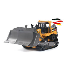 RC ferngesteuerter Bulldozer, Baustellen-Fahrzeug, Planierraupe, Bagger, Auto