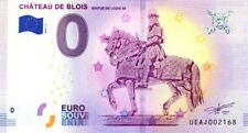 41 BLOIS Statue équestre de Louis XII, 2018, Billet 0 € Souvenir