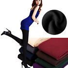 Women Lady Winter Extra Warm Fleece Lined Stockings Pantyhose Footless Tights