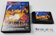 SEGA Mega Drive Aladdin PAL
