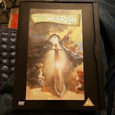 The Lord of the Rings (Animated Version) (DVD) (2001) (John Hurt)