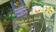 Music of the Birds Plants For Small Spaces Perennial Gardening 3 Bks